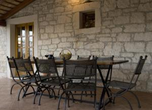 Stancija Mihetini, Country houses  Tinjan - big - 6