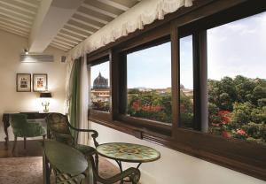 Suite Executiva com Vista Duomo e Cama King-size