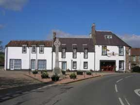 The Lomond Hills Hotel in Freuchie, Fife, Scotland