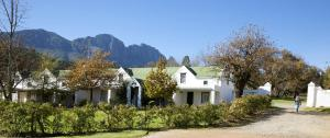 Knorhoek Country Guesthouse, Affittacamere  Stellenbosch - big - 33