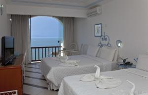 Family Suite with Sea View (4 Adults)