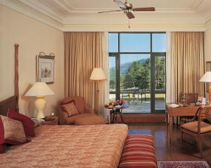 Wildflower Hall Shimla, Отели  Шимла - big - 36