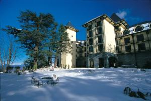 Wildflower Hall Shimla, Отели  Шимла - big - 32