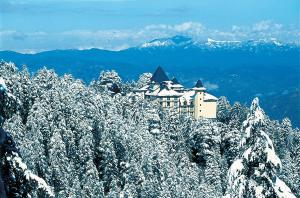 Wildflower Hall Shimla, Отели  Шимла - big - 28