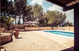 Finca La Quilla, Vily  Altea - big - 7