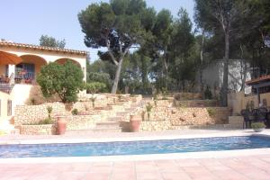 Finca La Quilla, Vily  Altea - big - 5