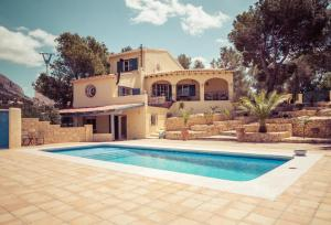 Finca La Quilla, Vily  Altea - big - 9