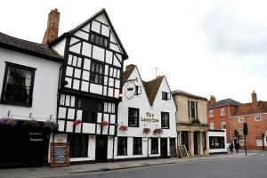 The Lazy Cow in Salisbury, Wiltshire, England