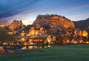 The Boulders Resort & Spa, Curio Collection by Hilton, Resorts  Scottsdale - big - 23