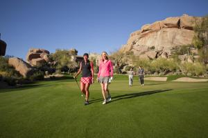 The Boulders Resort & Spa, Curio Collection by Hilton, Resorts  Scottsdale - big - 18