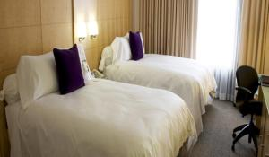 Superior Double Room with Two Double Beds - North Tower