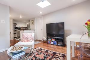 One-Bedroom Apartment with Garden View - East 81st Street