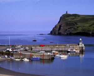 Falcons Nest Hotel in Port Erin, Isle of Man, Isle of Man