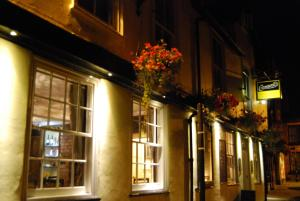 Cromwell's Inn in Shrewsbury, Shropshire, England