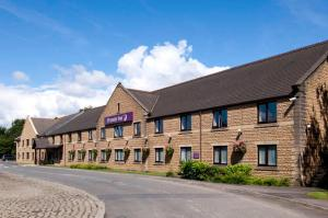Premier Inn Burnley in Burnley, Lancashire, England