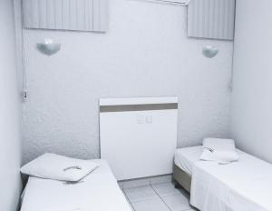 Double Room with 2 Single Beds or One Double Bed
