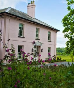 Syon House Hotel in Budleigh Salterton, Devon, England