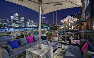 Hotel Hilton London Docklands, Londra
