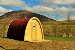 Photo of Fossatun Camping Pods   Sleeping Bag Accommodation