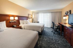 Courtyard Portland Beaverton, Hotels  Beaverton - big - 10