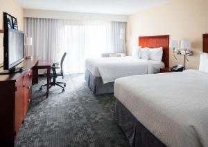 Courtyard Portland Beaverton, Hotels  Beaverton - big - 21
