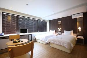 Hotel the Ann, Hotels  Changwon - big - 4