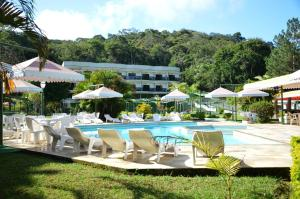 Hotel Green Hill, Hotely  Juiz de Fora - big - 31