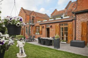 B&B Ter Vesten, Bed and Breakfasts  Ypres - big - 29