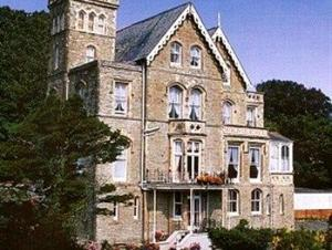 The Merlin Court Hotel in Ilfracombe, Devon, England