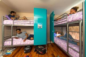 Bunk Bed in 4-Bed Mixed Dormitory Room - Shared Bathroom