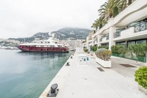 Le Quai Des Princes: Accommodatie in hotels Cap-d´Ail - Hotels
