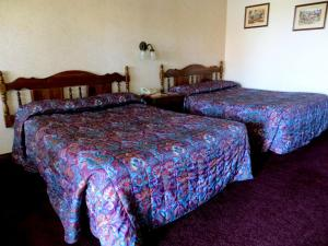 Double Room with Two Double Beds with River View