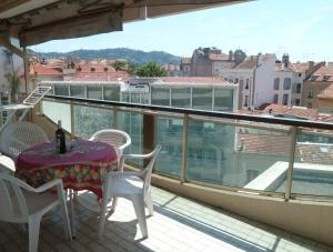 Photo of Cannes   T2  40m²   Terrasse
