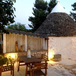 Trulli&Stelle B&B, Country houses  Noci - big - 4