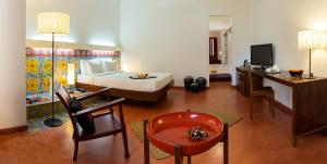 Villa Shanti, Hotel  Pondicherry - big - 21
