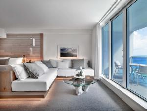 King Room with Balcony and Ocean View