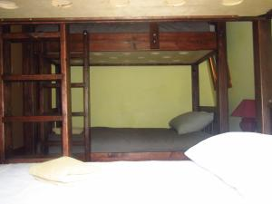 Single bed in Joyride Room