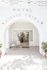 Nissos Thira, Affittacamere  Fira - big - 60