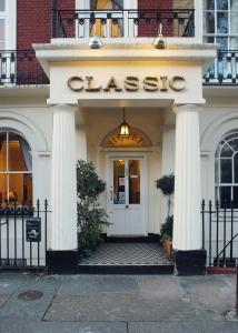 Hotel Classic Hotel - London - Greater London - United Kingdom