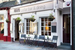 18/20 Cellar Bar, Dining & Rooms in Keswick, Cumbria, England