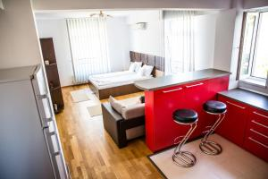 Grand'Or Exclusive Apartment, Appartamenti  Oradea - big - 12