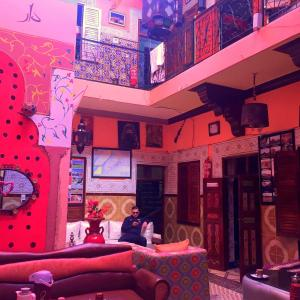 Hostel Riad Marrakech Rouge - 5 of 23