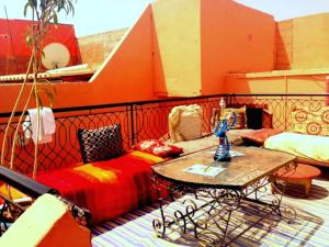 Hostel Riad Marrakech Rouge - 20 of 23