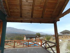 Bungalow with Mountain View (5 Adults)