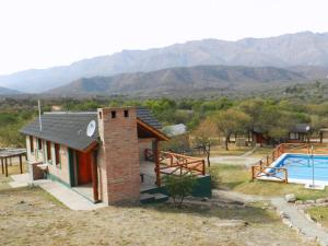 Bungalow with Mountain View (8 Adults)