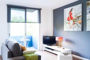 One-Bedroom Apartment - Bilbao 11