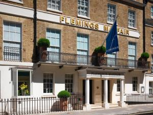 отель Flemings Mayfair, Лондон