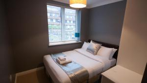 IFSC Dublin City Apartments by theKeyCollection, Апартаменты  Дублин - big - 21
