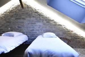 Aux Terrasses, Hotels  Tournus - big - 17
