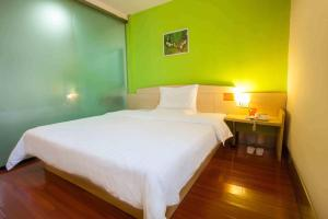 7Days Inn Jinan Railway Station Tianqiao branch, Отели  Цзинань - big - 24